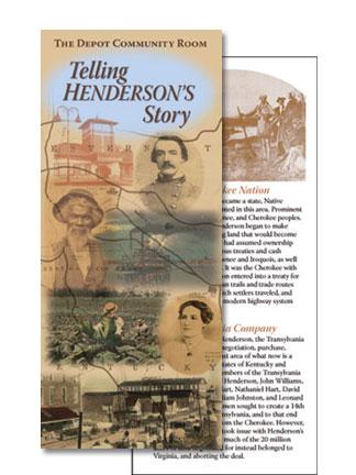 Henderson Historical Brochure