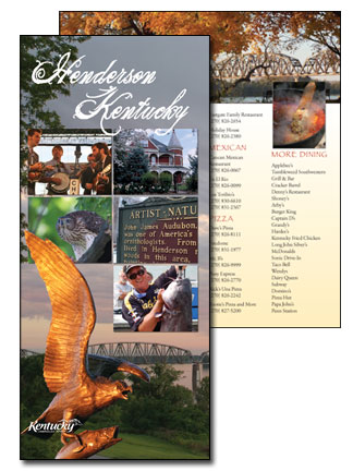 Henderson Rack Brochure
